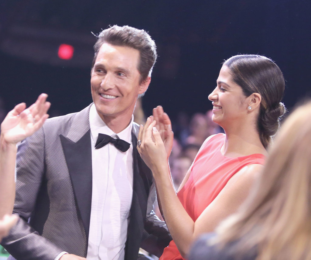 Matthew and Camila Make One Red-Hot Winning Couple