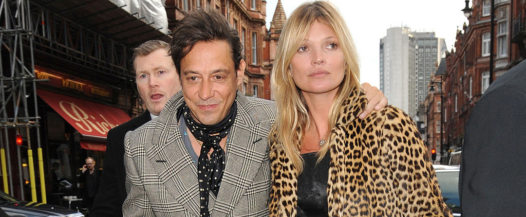 This Is What Kate Moss Wears to Her 40th Birthday Party
