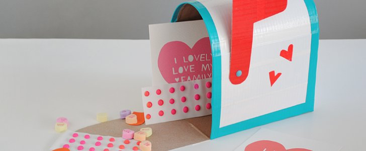 Share the Love With These 15 Valentine Mailboxes
