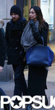Michael Fassbender Shows PDA With Gerard Butler's Ex