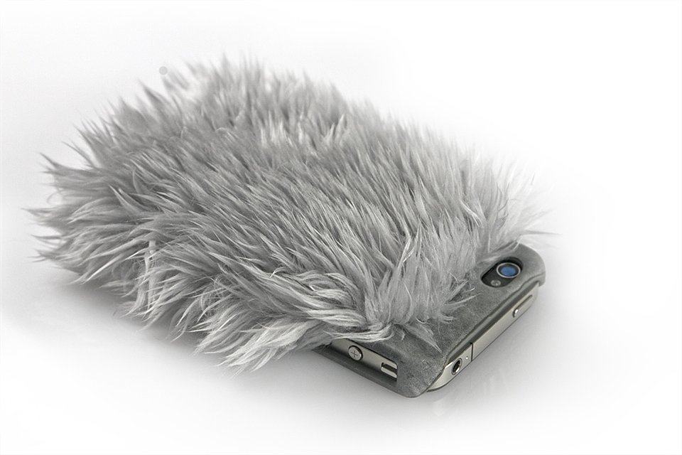Porcupine or phone case ($40)? You decide.
