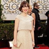 Zooey Deschanel on How to Be the Quirky Girl Next Door