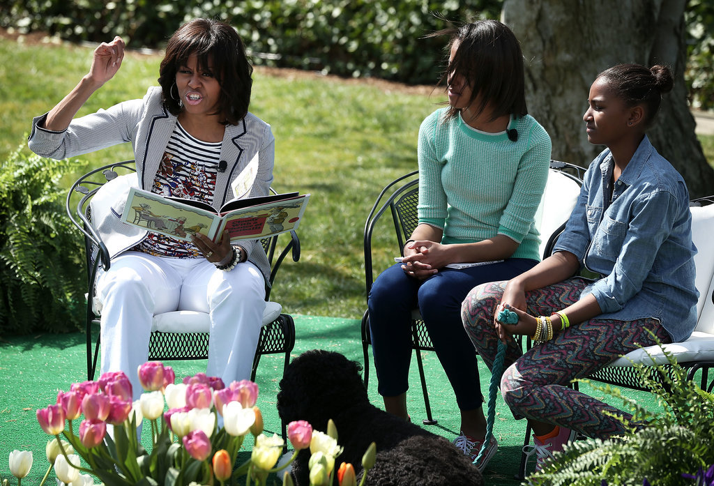 Happy 50th Birthday, Michelle Obama! Our 20 Favorite First Mom Moments