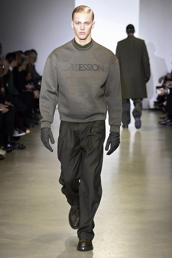 Calvin Klein Men's Fall 2014