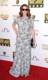 Julia Roberts at the Critics' Choice Awards in Juan Carlos Obando