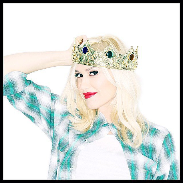 Source: Instagram user gwenstefani