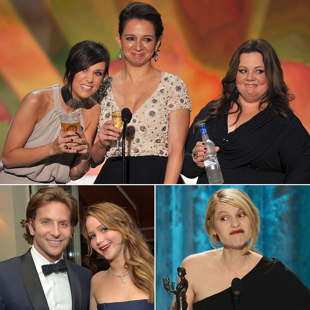 Memorable SAG Awards Snaps to Get You Excited For Today's Show