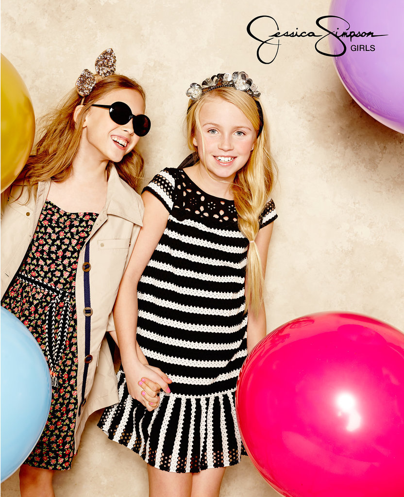 The Jessica Simpson Spring Girls Collection