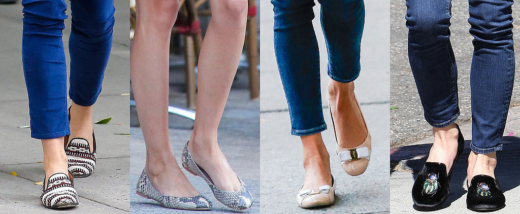 Wear Flats Every Day This Week