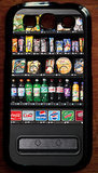 This Galaxy vending machine case ($17) might as well be an ode to snacks everywhere.
