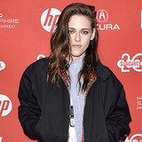 Kristen Stewart's Braided Undercut At 2014 Sundance