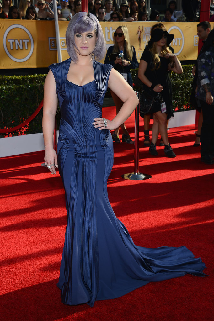 Kelly Osbourne at the SAG Awards 2014
