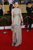 Laura Carmichael at the SAG Awards 2014