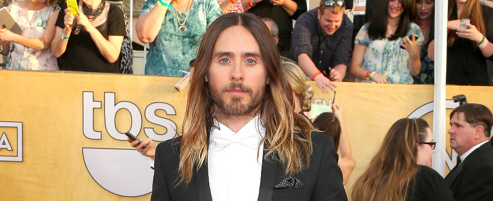 Are You Jealous That Jared Leto Wakes Up With Gorgeous Hair?