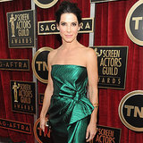 Sandra Bullock's Dress at SAG Awards 2014