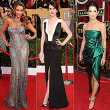 SAG Awards 2014 Red Carpet Dresses