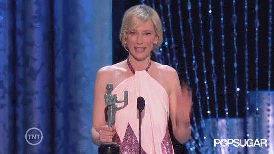 Cate Blanchett Demanding More Time Because Matthew McConaughey Talked About Neptune