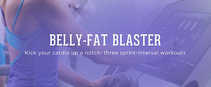Belly-Fat Blaster: Burst Intervals