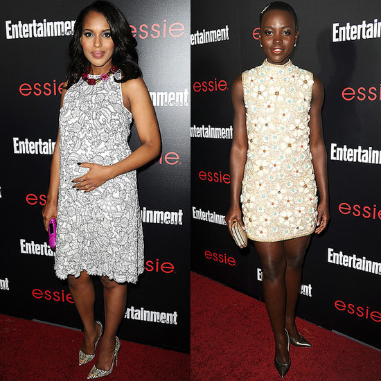 Celebrity Style Poll: Kerry Washington & Lupita Nyong'o