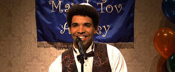 Drake's Bar Mitzvah Monologue Rocks SNL