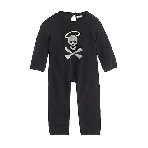 J.Crew Halo-Skull One-Piece
