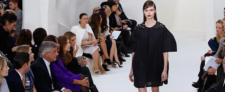 We Can See Right Through the Glamour in Dior's Couture Show