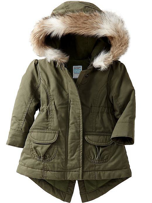 Old Navy Performance Twill Coat