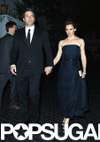Ben Affleck and Jennifer Garner Show PDA Post-SAGs