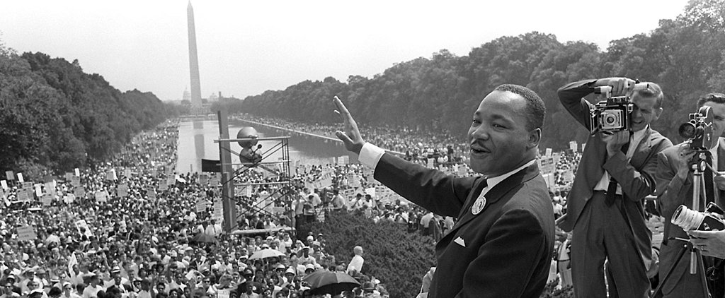 Re-Live MLK Jr.'s Most Famous Speeches on Spotify