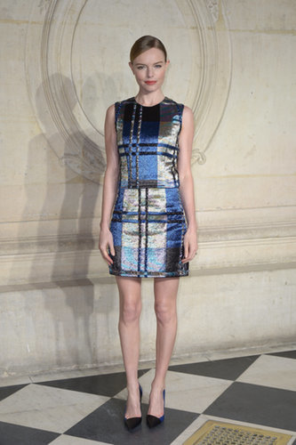 Kate Bosworth at the Label's Haute Couture Show