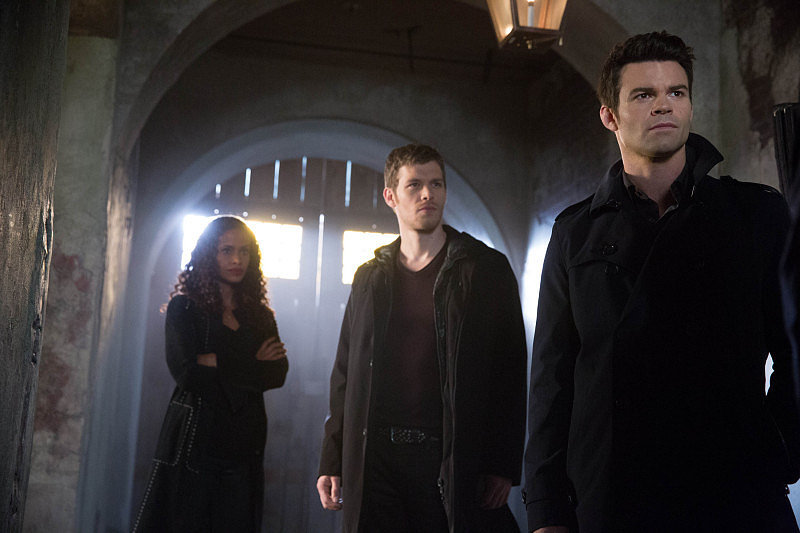 How the Vampire Diaries Gang Would React to The Originals Episode 11