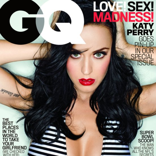 Katy Perry GQ Magazine Interview February 2014