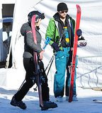 The Couple That Skis Together Stays Together