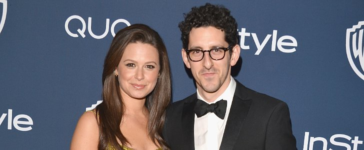 See Scandal Star Katie Lowes's Incredible Camp-Themed Wedding