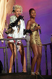 "Gwen Stefani and Eve took the stage together at the Staples Center in 2005 — remember their hit ""Let Me Blow Ya Mind""?"