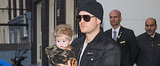 Michael Bublé Gets a Tattoo For His Adorable Baby Boy