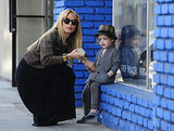 Skyler Has Rachel Zoe Wrapped Around His Little Finger
