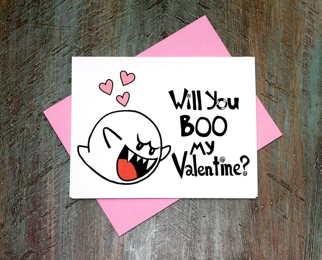 Boo My Valentine