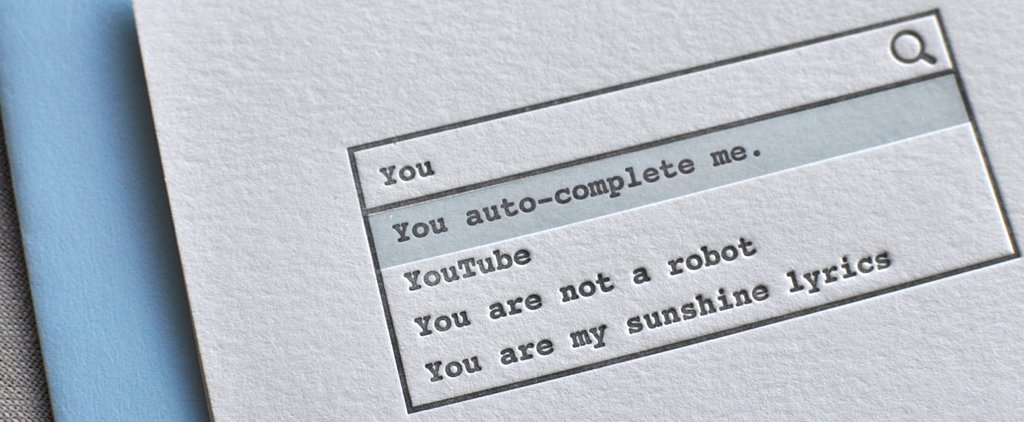 Geeky Valentine's Day Cards to Show Your <3