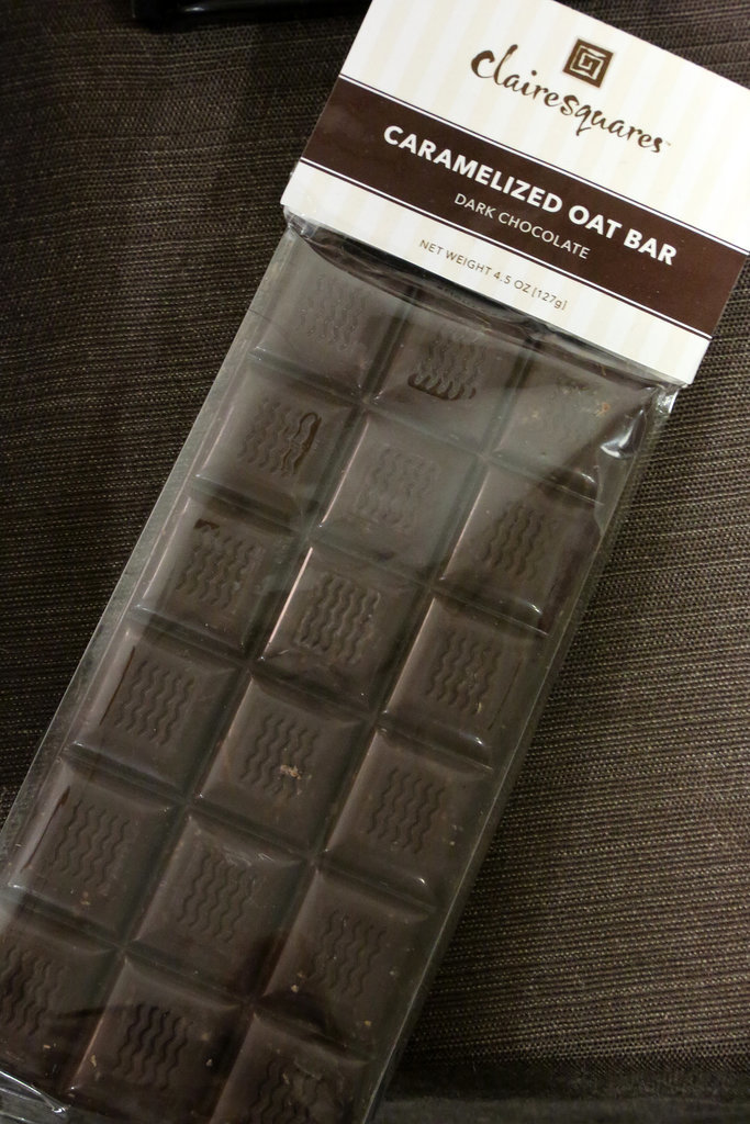 Best Chocolate: Clairesquares Caramelized Oat Bar