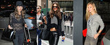 Flip Through the Hottest Model-Off-Duty Moments