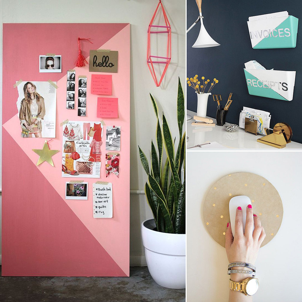 DIY Your Way to a Cooler Work Space