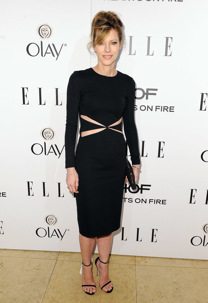 Robbie Myers at Elle's Women in Television Celebration.