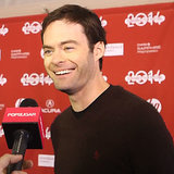 Bill Hader 2014 Sundance Interview