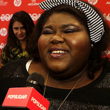 Gabourey Sidibe White Bird in a Blizzard Interview