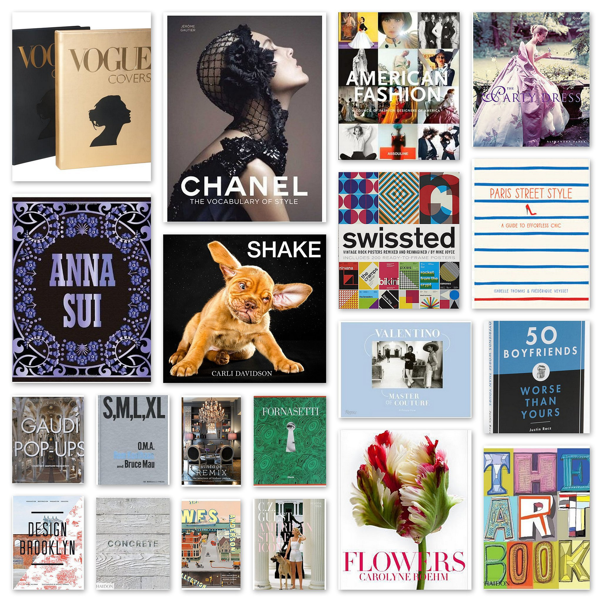 Coffee Table Books for the Design Inclined