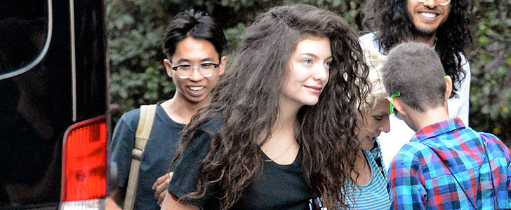 Lorde Kicks Off a Big Grammys Weekend With Her Boyfriend