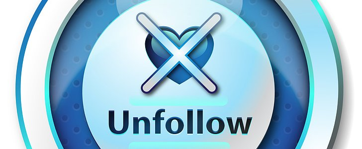 Being Unfollowed Feels Like Having Your Heart Ripped Out