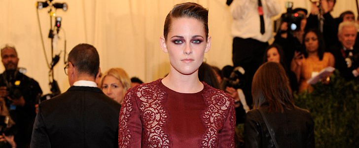 Kristen Stewart Talks Dry Shampoo and Baring It All For Balenciaga