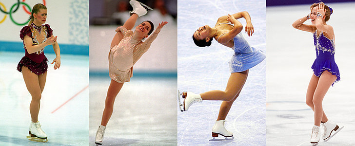 Throwback Figure Skating GIFs to Get You in the Olympic Spirit